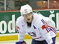 Slovenia VS USA at the IIHF World Hockey Championship 2008 - Anže Kopitar (2).jpg