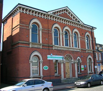 The public library by Yeoville Thomason Smethwick public library.jpg