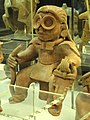 Smiling figure, central Vera Cruz - Mesoamerican objects in the American Museum of Natural History - DSC06035.JPG