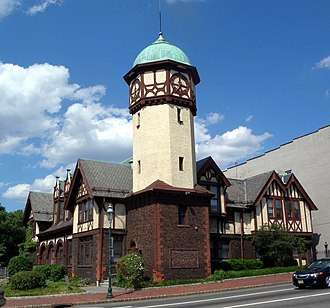 South Orange, New Jersey - Village Hall