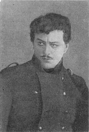 Sobinov as the Prisoner