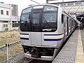 Sobu-Yokosuka Line Rapid E217.JPG