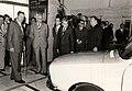 Socialiste Cehoslovace, Gustav Husak în R. S. România. La Uzina de autoturisme din Pitești. (22-25 iunie 1977).jpg