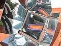 Solar cake in a solar oven.jpg