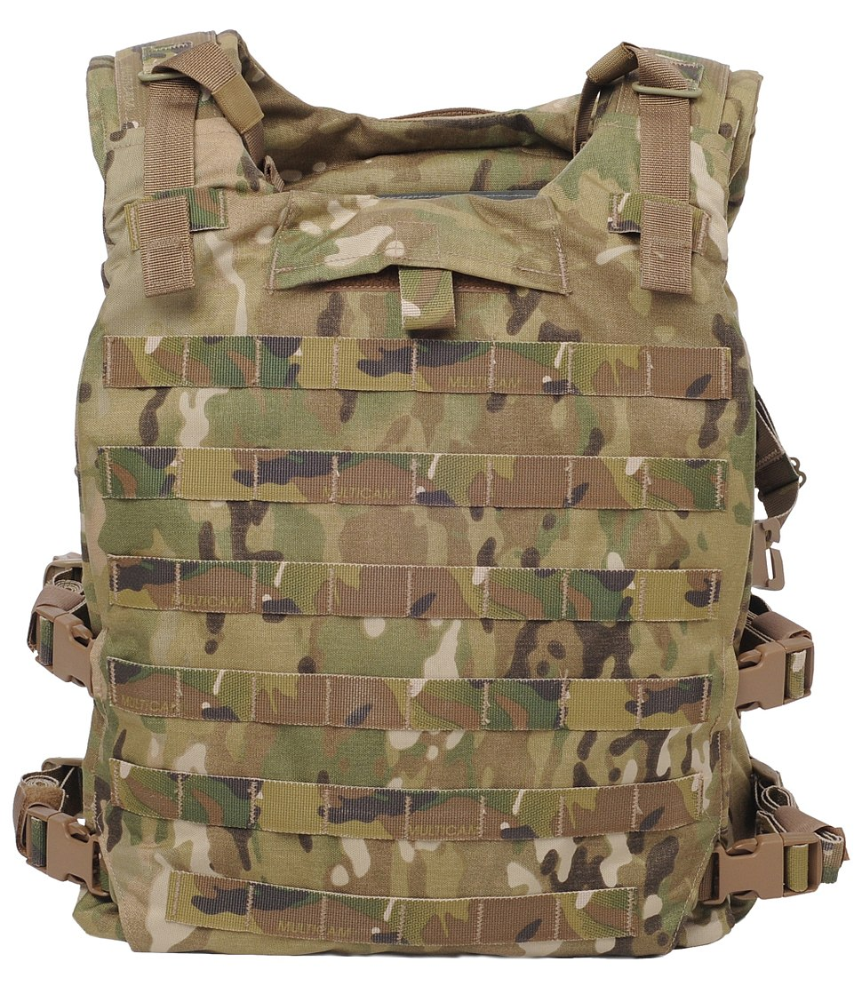 Soldier Plate Carrier System (SPCS)