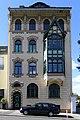 Solingen-Mitte, Cronenberger Straße 65, Wohnhaus mit Jugendstil-Fassade, Denkmalnummer 1009.jpg