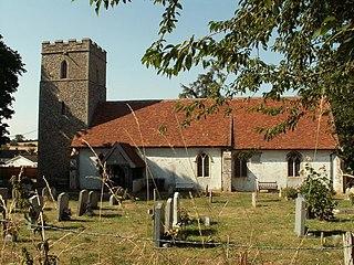Somersham, Suffolk Human settlement in England