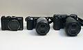 Sony digital cameras.JPG