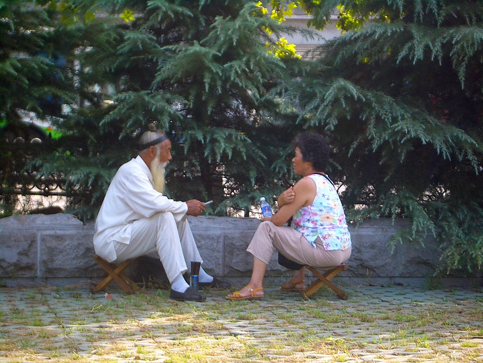 Soothsayer-outside-of-Changchun-Temple-0352