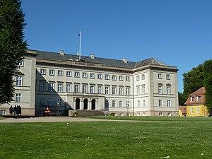 Sorø Municipality - Image: Sorø Academy (Denmark)
