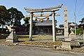 Souja-jinja (Obama), torii.jpg