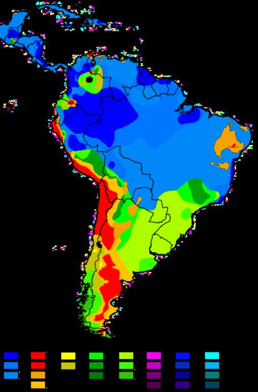 ファイル south america köppen map png wikipedia