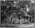 Southeast view - Vance Farmstead, Tenant House B, State Route 88, Hephzibah, Richmond County, GA HABS GA,123-HEPH,1C-3.tif