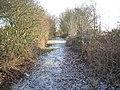 Speen, Former Lambourn Valley Railway - geograph.org.uk - 1656560.jpg