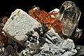 Spessartine, microcline, smoky quartz.jpg