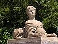 Sphinx in Massandra palace.jpg