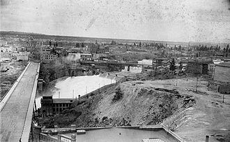 Spokane, Washington - Spokane ca. 1895