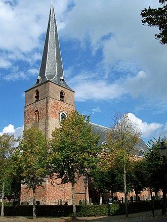 Kollum - Image: St Maartenschurch Kollum NL