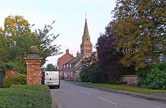 Tur Langton - St Andrews Church
