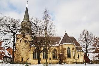 Delligsen - Church in Delligsen