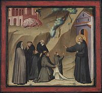 St Benedict Restores Life to a Young Monk.jpg