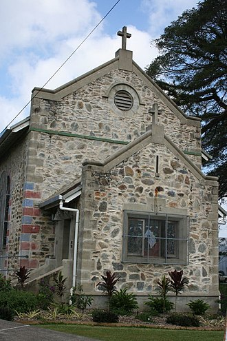 St David's Anglican Church, Mossman - St David's Anglican Church, Mossman, 2010