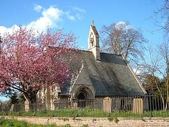 Skelton, York - St Giles church