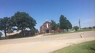 Clonmel, Kansas - St. John the Evangelist Church (2018)