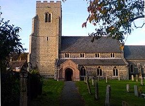 Brinkley, Cambridgeshire - Image: St Mary's Church, Brinkley