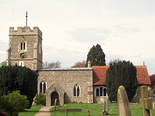 St Mary's Church, Graveley, Hertfordshire