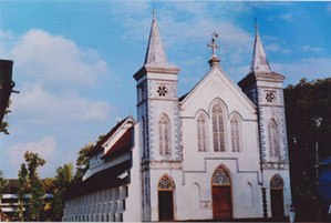 Niranam Orthodox Diocese - St. Mary's Orthodox Church, Niranam