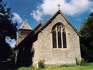 Greywell - St Mary's Church, Greywell