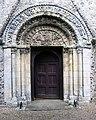 St Mary, Patrixbourne, Kent - Doorway - geograph.org.uk - 328864.jpg