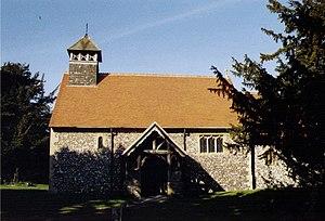Upton, Vale of White Horse - Image: St Mary, Upton geograph.org.uk 1547222