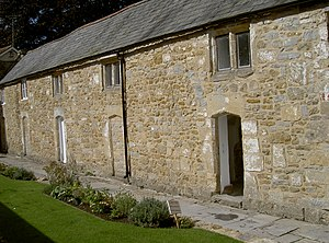 Glastonbury - Hospital of St Mary Magdalene