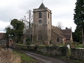 St Michael's Church, West Felton - geograph.org.uk - 1188162.jpg