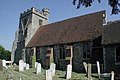 St Peter and St Paul, Farningham, Kent - geograph.org.uk - 321884.jpg