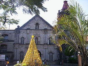 Angat, Bulacan - Sta. Monica de Angat Church