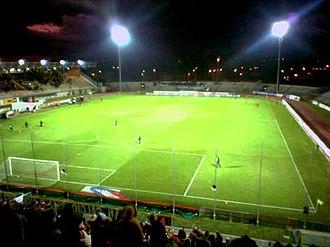 Stadio Città di Arezzo - Image: Stadio Arezzo