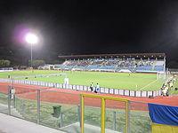 Stadio Olimpico Serravalle (settembre 2011).jpg