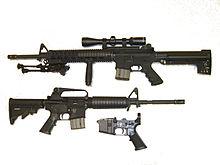 Receiver (firearms) - Wikipedia