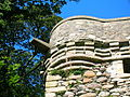 Stanecastle, East side detail.JPG