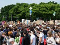 Start of the FridaysForFuture protest Berlin 24-05-2019 04.jpg
