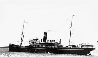 HMS Suva - Image: State Lib Qld 1 48656 Suva (ship)