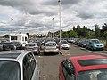 Station car park, Johnstone - geograph.org.uk - 1441202.jpg