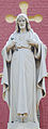Statue of Jesus Christ at Sacred Heart Church, Asansol cropped.jpg