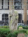 Statue of King Alfred the Great, Trinity Church Square, Southwark in March 2011 01.jpg