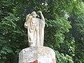 Statue of Nizami Ganjavi in Guba.jpg