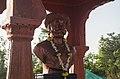 Statue of Tanaji Malusare at Sinhagarh Fort.jpg