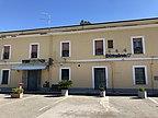 Valguarnera Caropepe - Piazza Garibaldi - Włochy